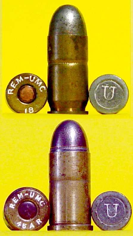 u marked 45 bullets general ammunition collector discussion international ammunition. Black Bedroom Furniture Sets. Home Design Ideas