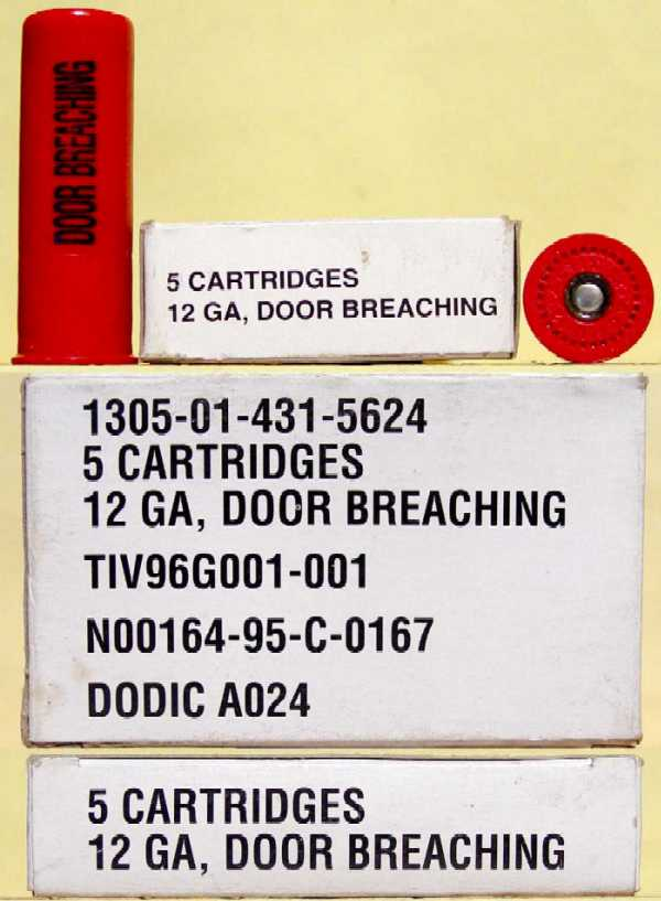 12 gauge Active door breaching shells  sc 1 st  International Ammunition Association Web Forum : door breaching rounds - pezcame.com