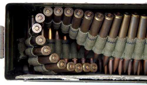 MACHINE GUN BELT LINKS,30 CAL.